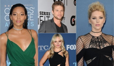 Kylie Bunbury, Ryan Phillipe, Natalie Alyn Lind, Katheryn Winnick, The Big Sky series Days of our Lives One Life to Live