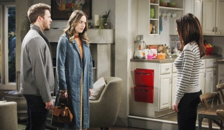 Liam, Hope, Steffy confession Bold and Beautiful