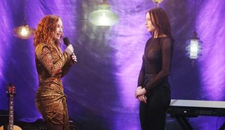 Mariah apology Tessa Young and Restless