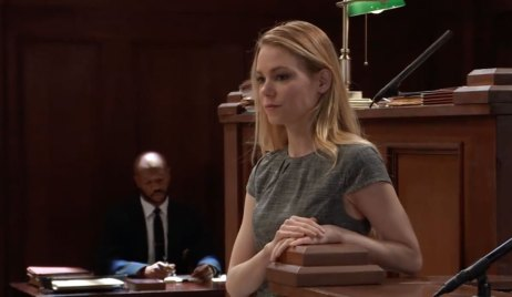 Nelle's day in court on General Hospital