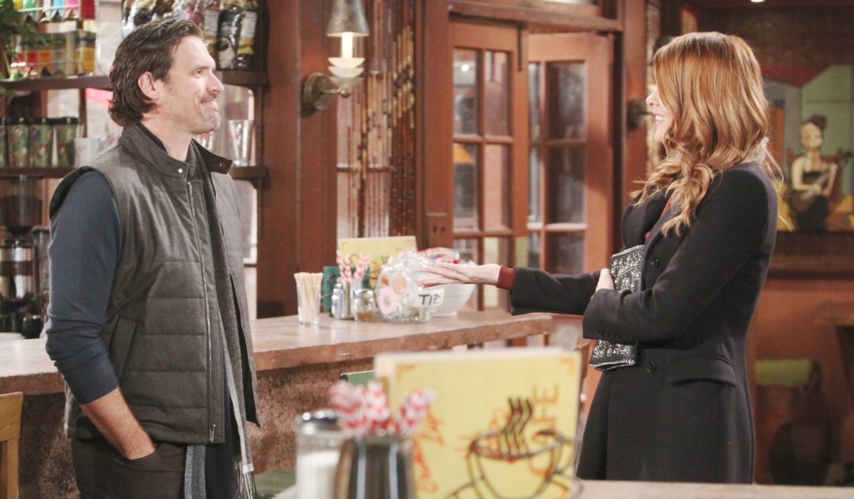 Nick, Phyllis hot or not Young and Restless