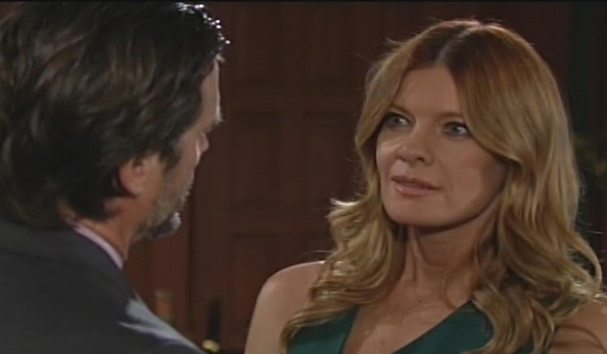 Nick, Phyllis relationship talk Young and Restless
