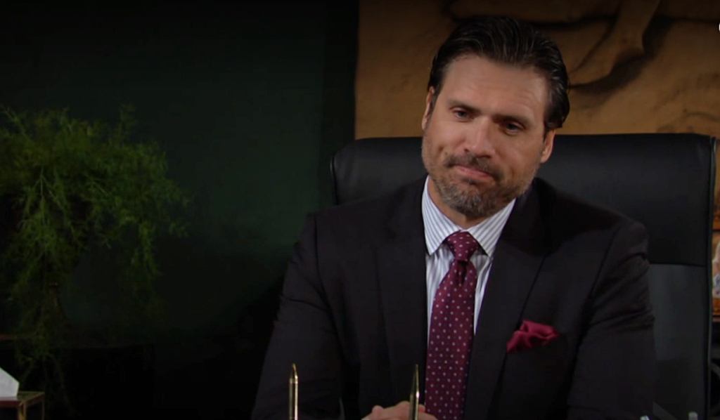 Nick advice from Jill Young and Restless