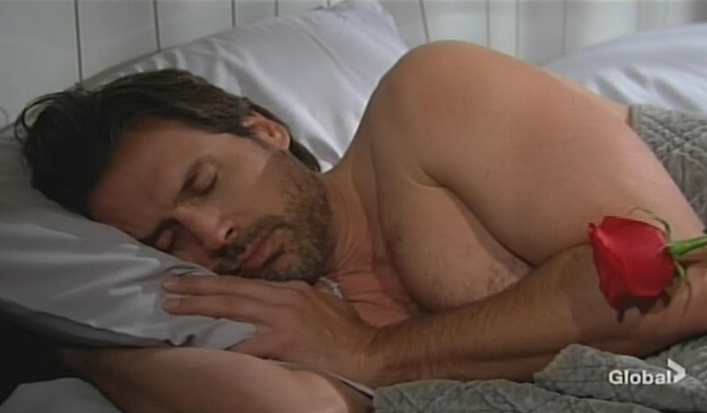 Nick sleep rose Young and Restless