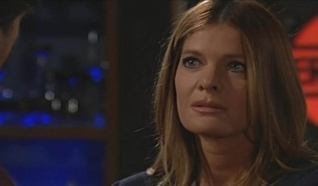 Phyllis opens up Young and Restless