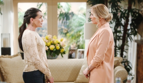 Quinn, Brooke face off Bold and Beautiful