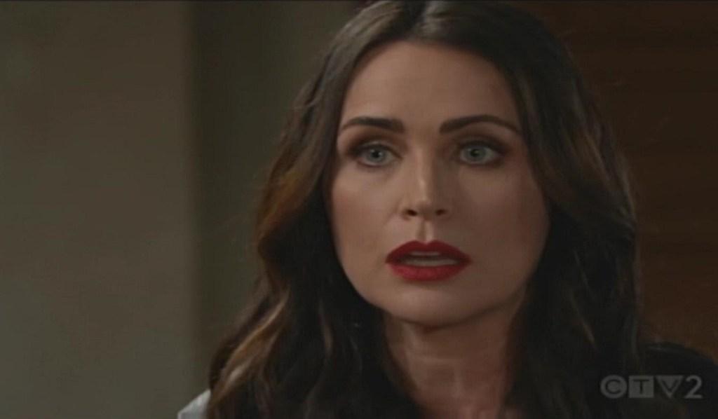 Quinn mocks Brooke Bold and Beautiful