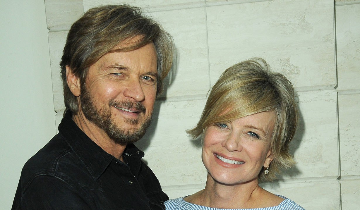 Stephen Nichols Mary Beth Evans Give Days Update Concerning Covid 19 Soaps Com