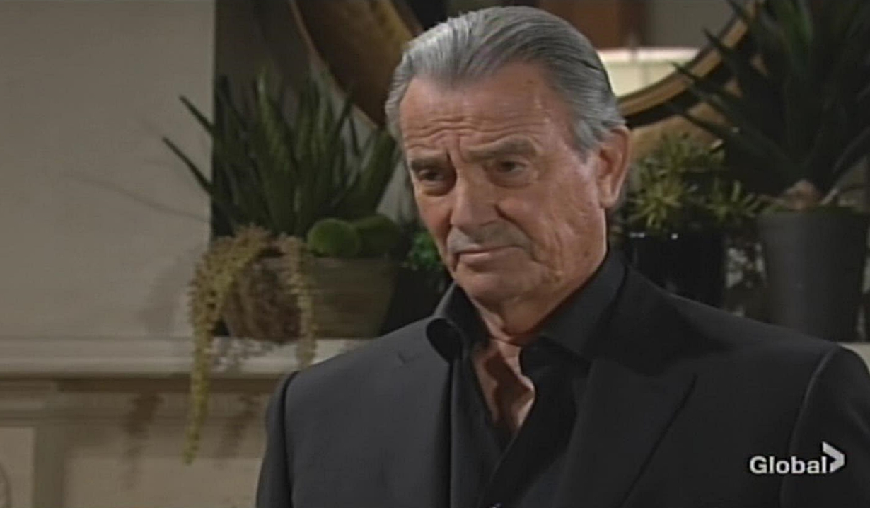Victor decision Young and Restless