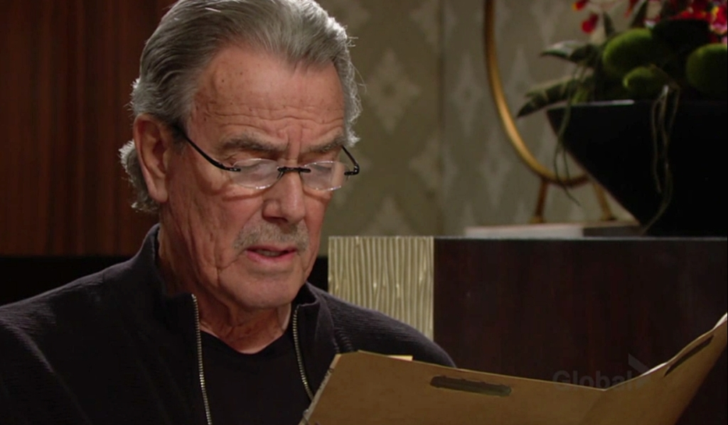 Victor death file Young and Restless