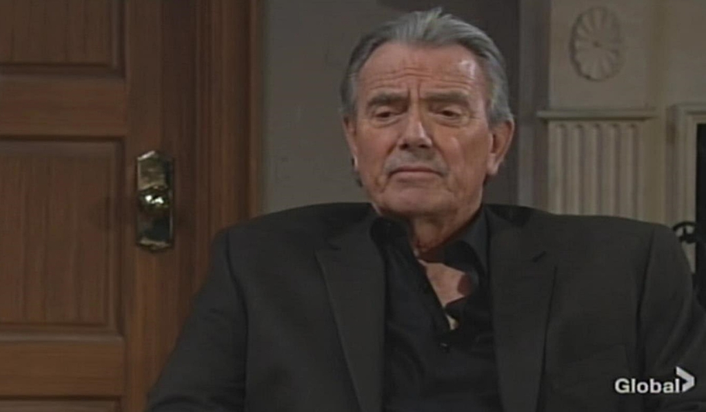 Victor questions trust in Adam Young and Restless