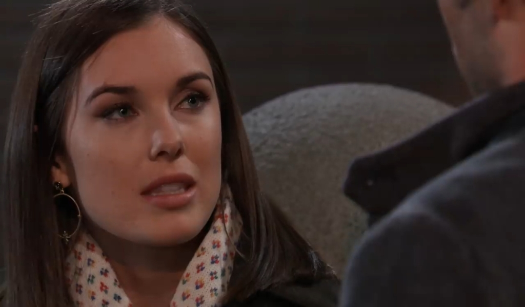 Willow tells Chase it's about her General Hospital