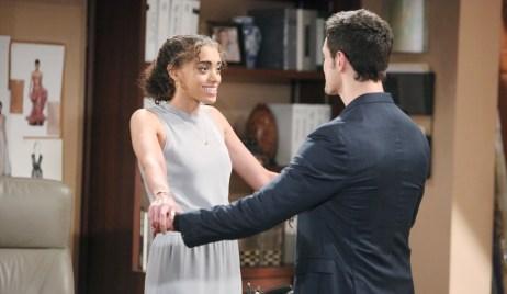 Zoe, Thomas marry sooner Bold and Beautiful