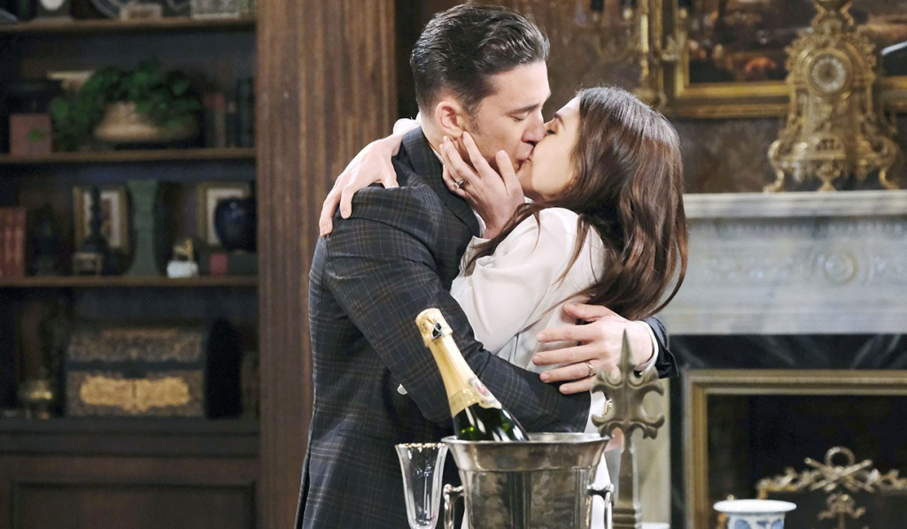 abby and chad reunite days of our lives