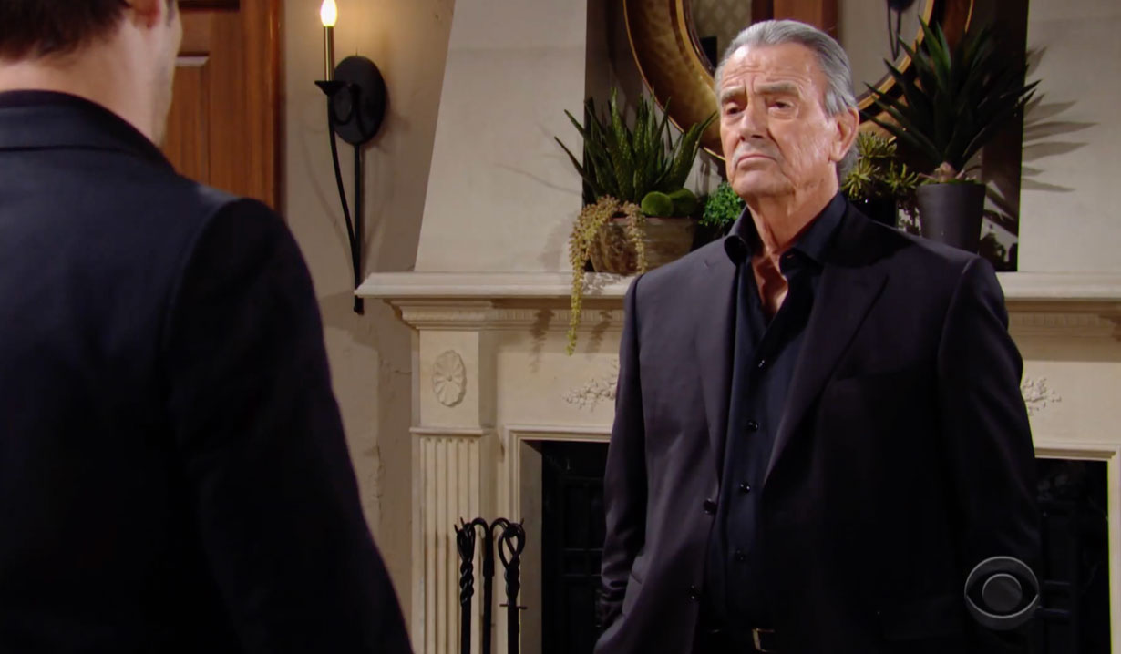 Adam is furious that Victor played him on Young and the Restless