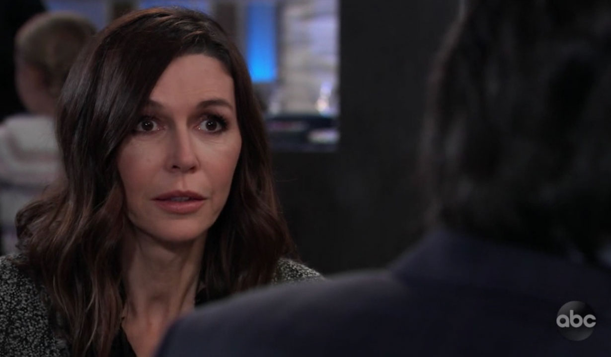 Anna reveals Obrecht is guilty on General Hospital
