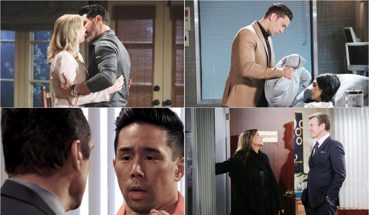soaps roundup March 16 bold and beautiful days of our lives general hospital young and restless