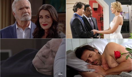 soaps roundup April 6 bold and beautiful days of our lives general hospital young and restless