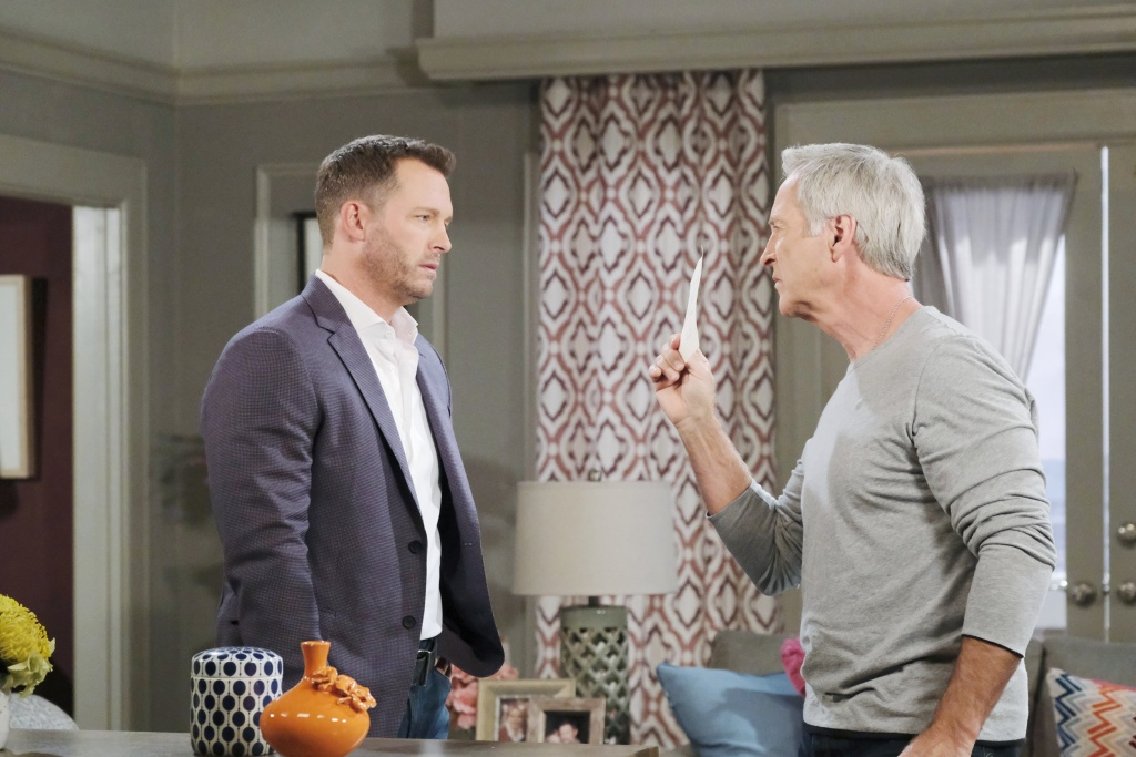 john tells brady find steve days of our lives