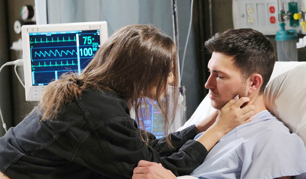 ciara holds ben days of our lives