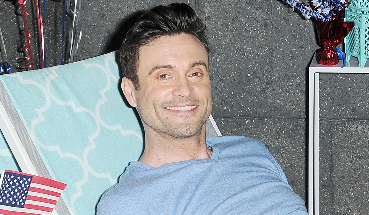 Daniel Goddard of Young and the Restless Passes Citizenship Test