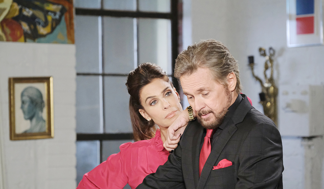 princess gina and stevano loft days of our lives