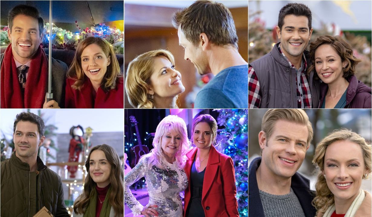 hallmark christmas movie special during self-distancing