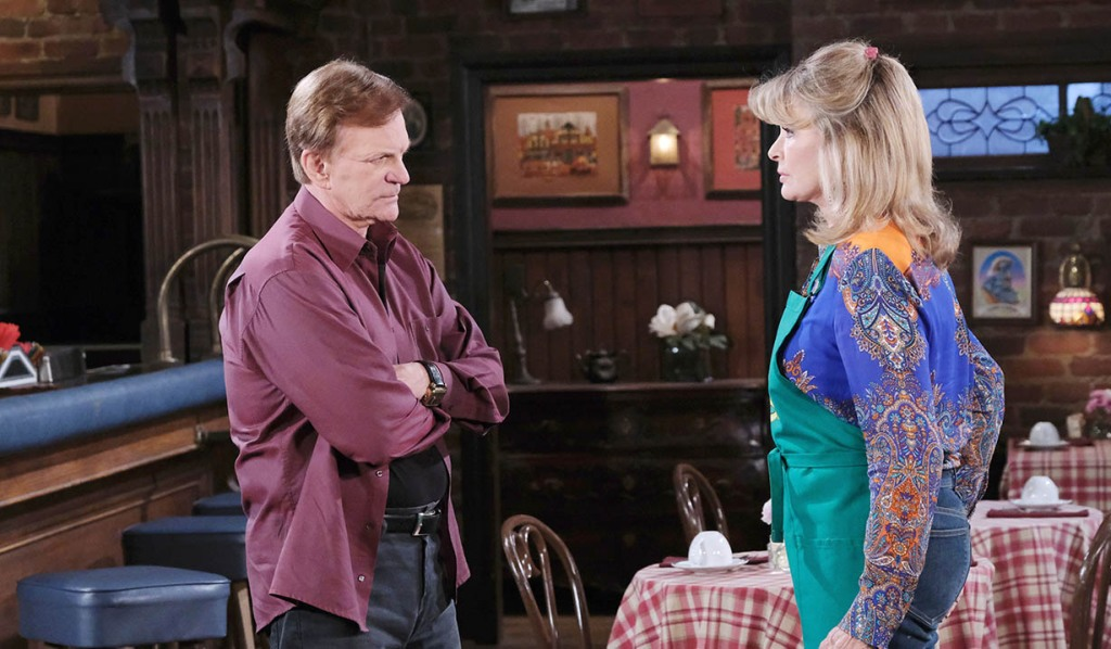 roman and hattie work pub days of our lives