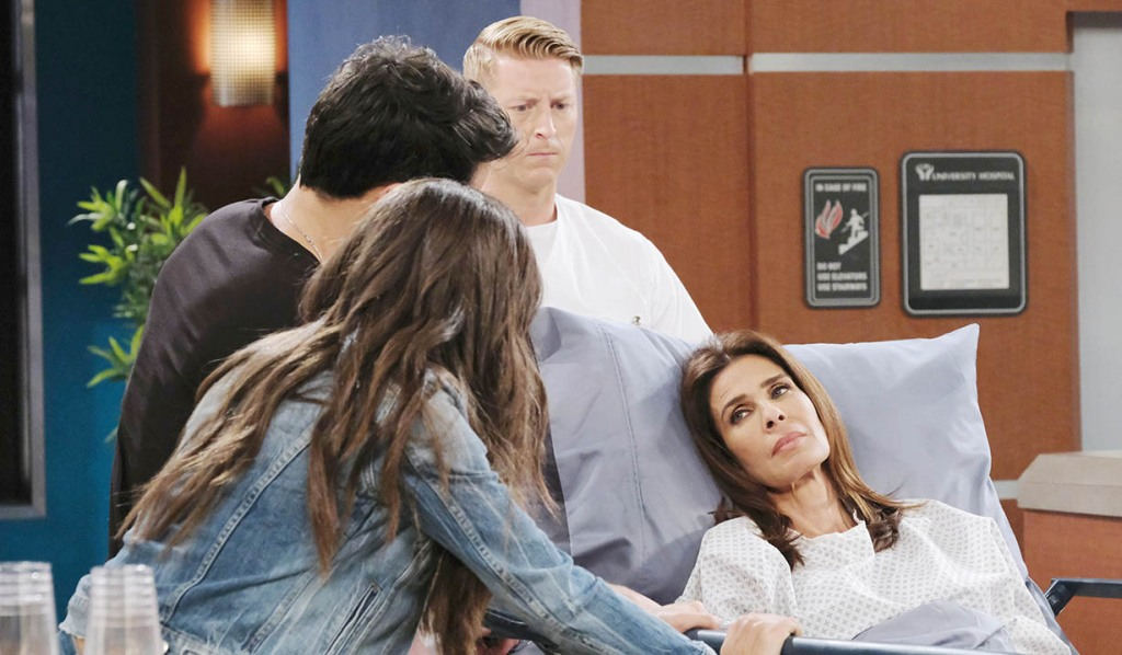 Gina goes into surgery days of our lives