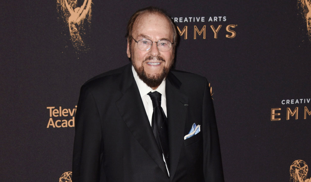 James Lipton of Guiding Light and Inside the Actors Studio