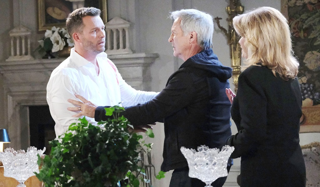 brady, john and marlena reunited days of our lives