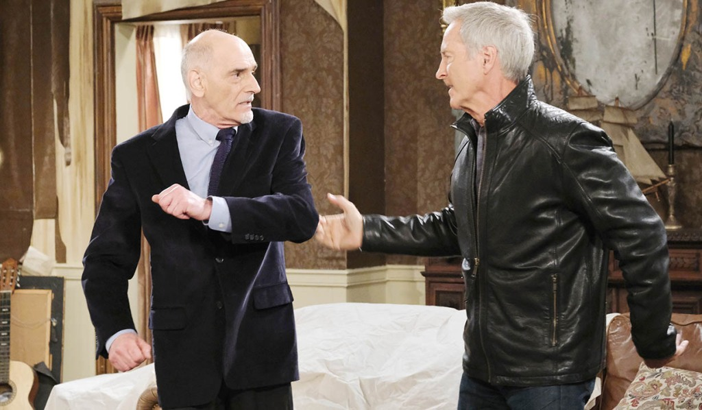 john finds rolf days of our lives