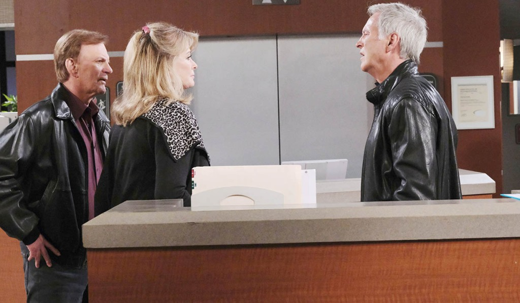 john, hattie and roman hospital days of our lives