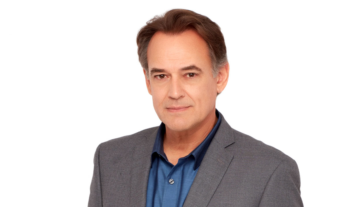 Jon Lindstrom of General Hospital on Bull