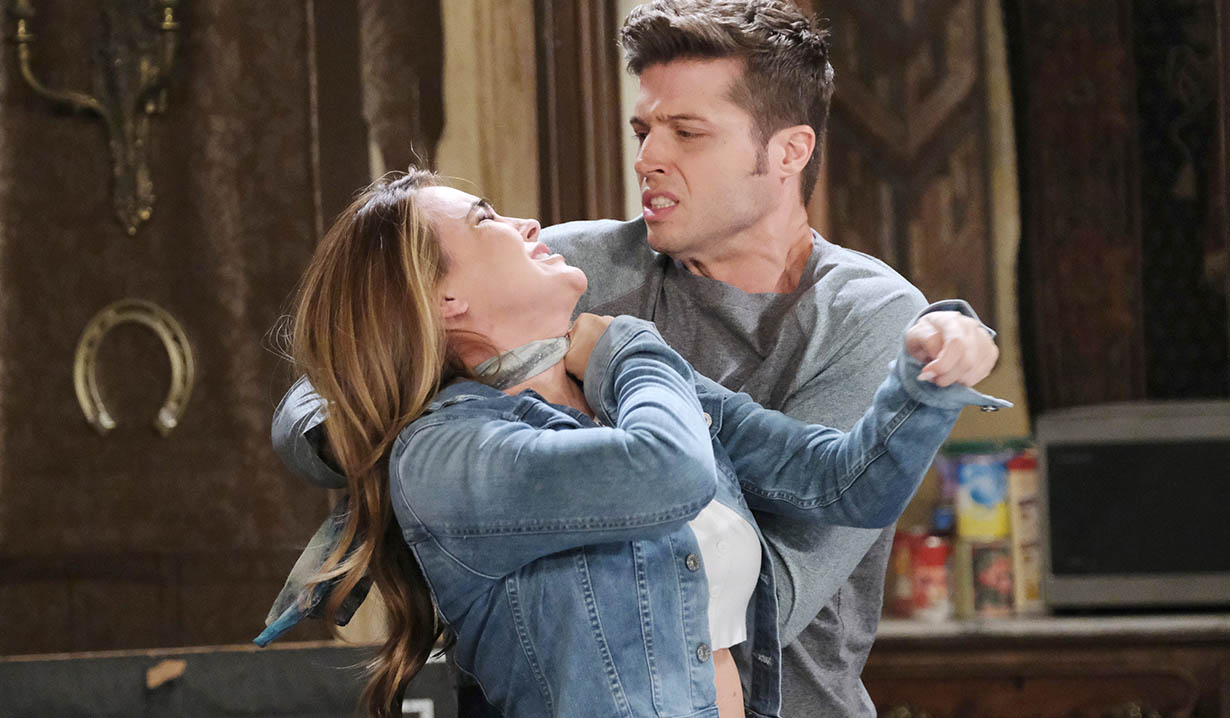 jordan dies at evan's hand days of our lives