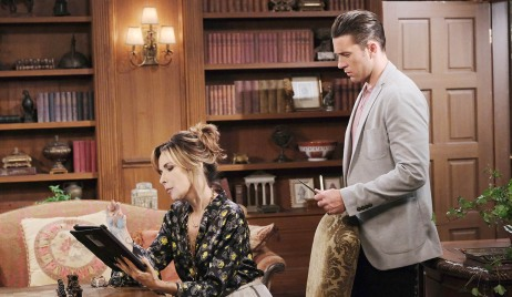 Kate and chad do business days of our lives