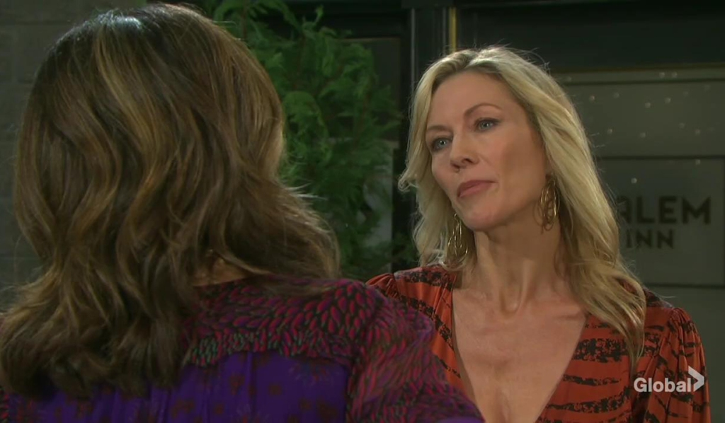 kristen taunts kate days of our lives