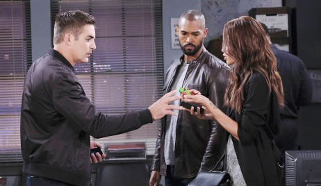 lani gives rafe clue about david days of our lives