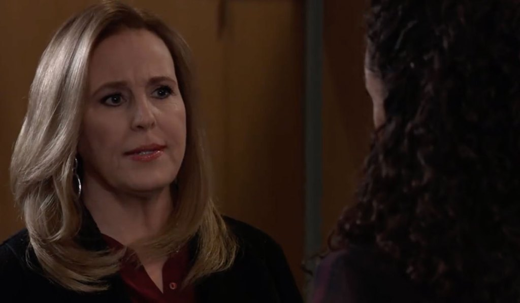 Laura wants to fight dirty on General Hospital