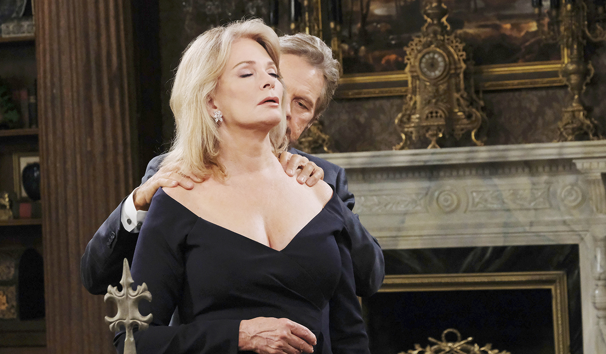 marlena succumbing to stevano days of our lives