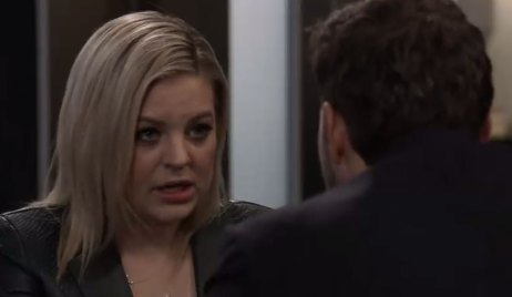 maxie wants peter to be honest general hospital