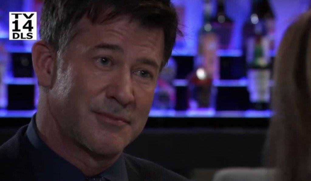 Neil and Alexis connect on General Hospital