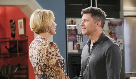 nicole talks to eric amid suspicions about mickey days of our lives