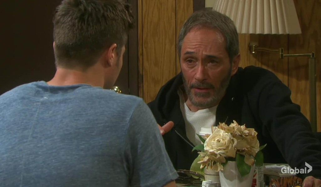 orpheus is evans dad days of our lives