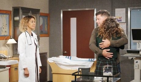 sarah, eric happy mickey transplant worked days of our lives