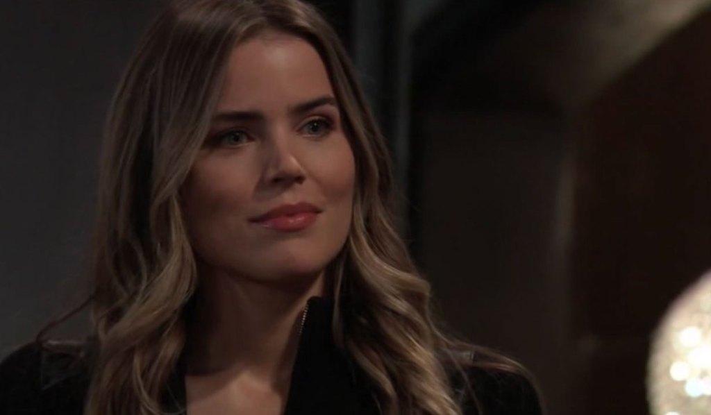 Sasha has a proposal for Nina on General Hospital