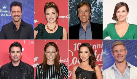 soap stars at christmas con 2020 young and restless bold and beautiful days of our lives general hospital