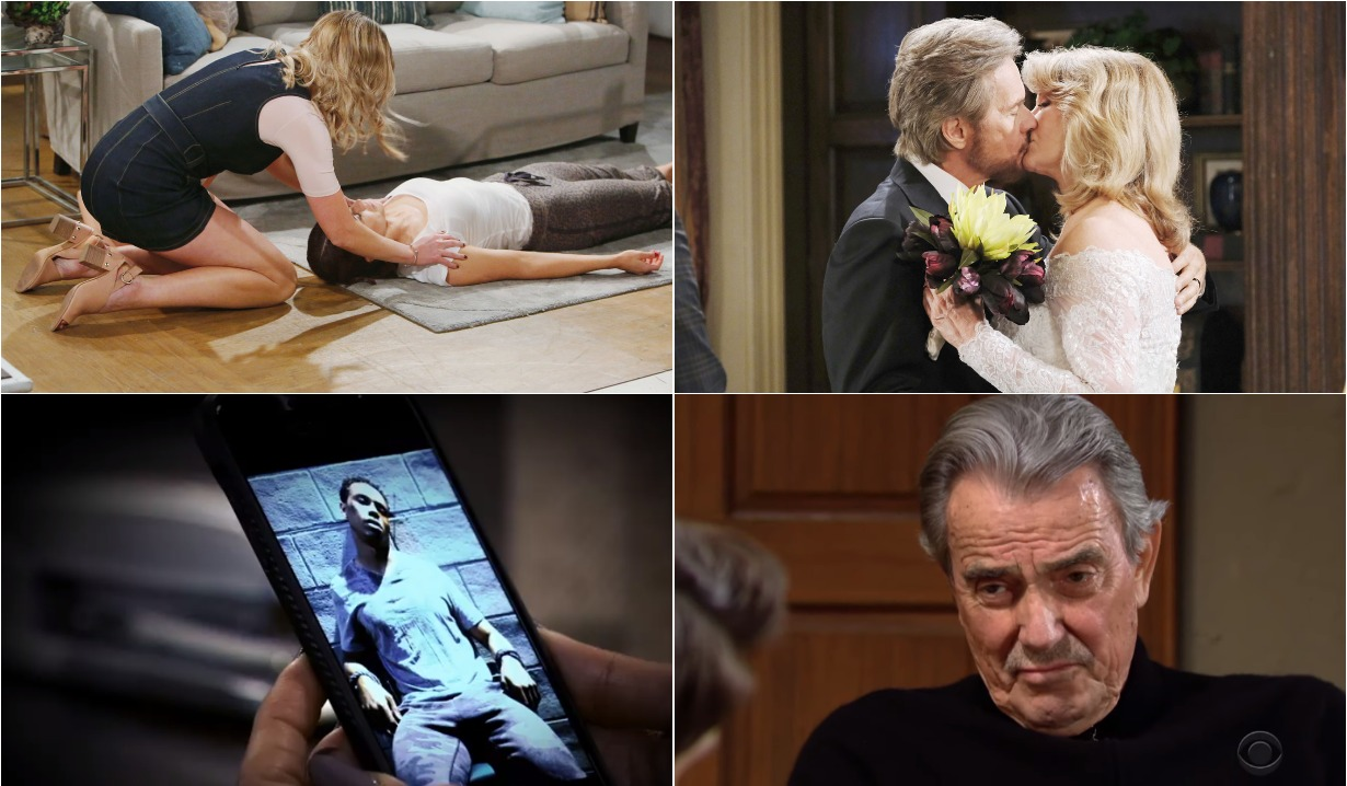 soaps roundup March 30 bold and beautiful days of our lives general hospital young and restless