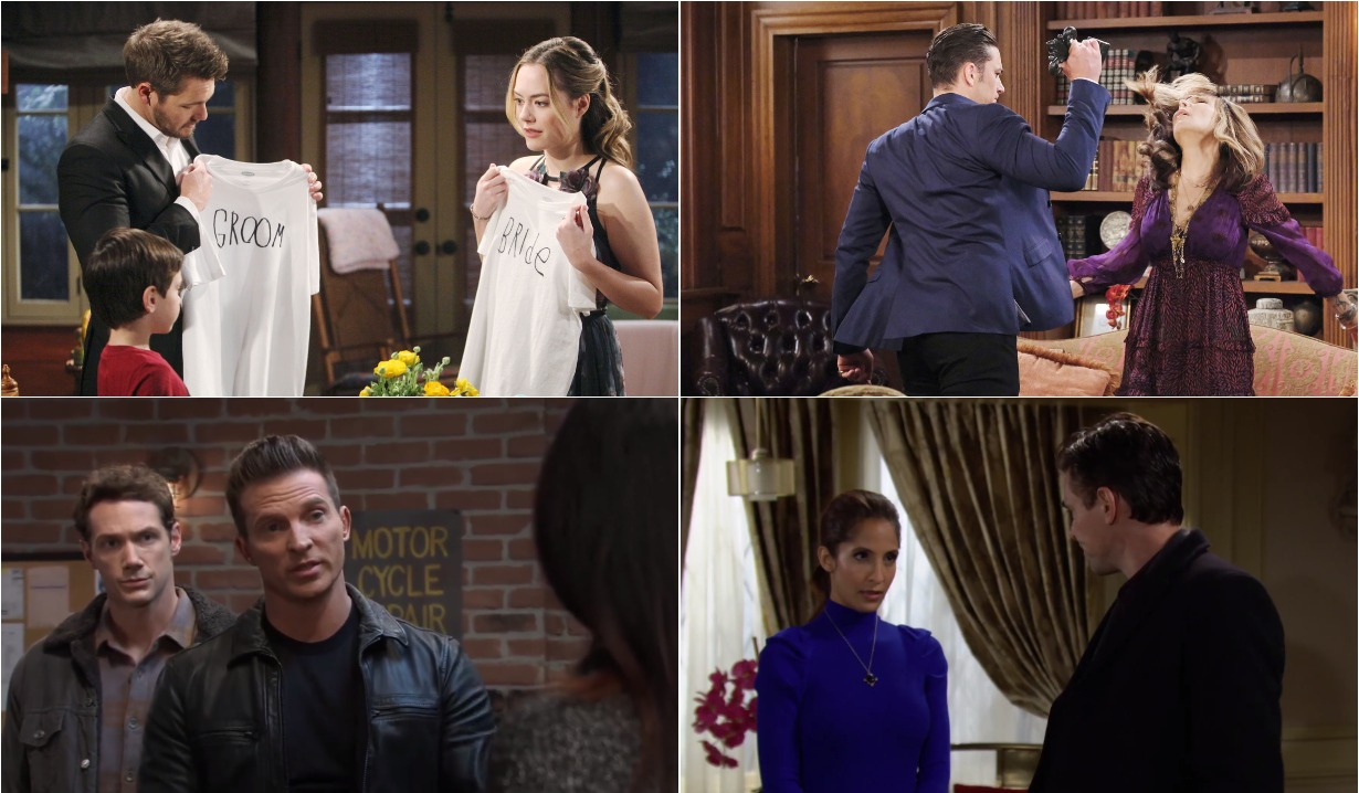 soaps roundup March 23 bold and beautiful days of our lives general hospital young and restless