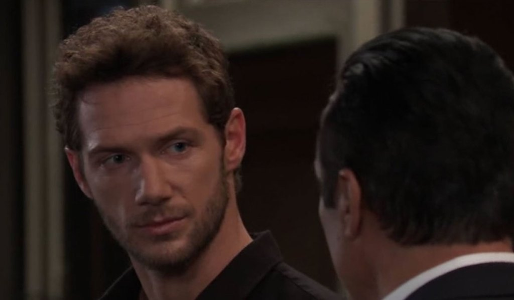 Sonny offers Brando protection on General Hospital